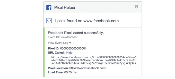 Facebook Pixel Code - Digital Marketing 5