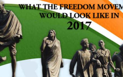 What the Indian Freedom Movement Would Look Like in Digital India?