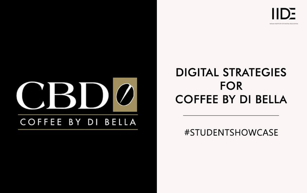 Coffee By Di Bella Digital Marketing Strategy