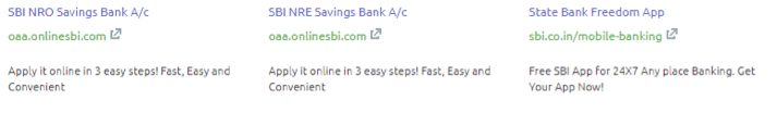 State Bank of India Lead Generation
