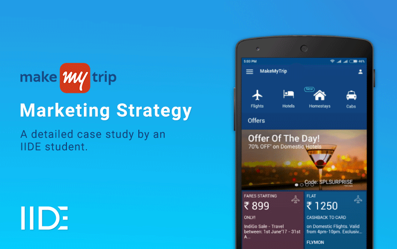 MakeMyTrip-Marketing-Strategy