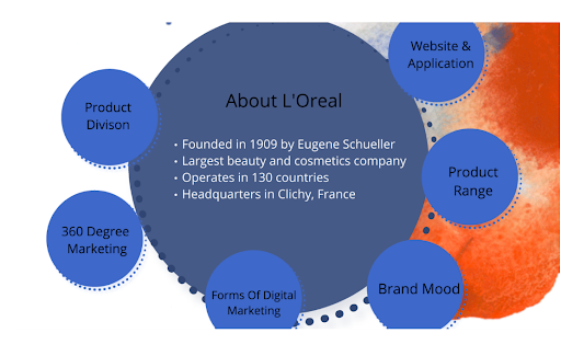 Loreal Marketing Strategy-about loreal