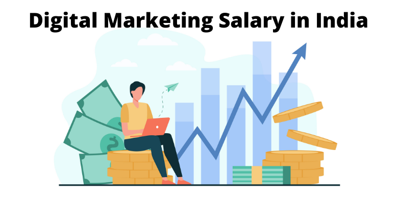Digital Marketing Salary in India - Banner
