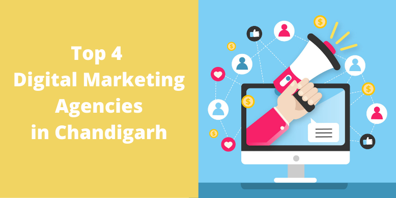 Digital Marketing Agencies in Chandigarh - Banner