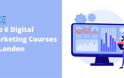 6 Best Digital Marketing Courses in London with Course Details