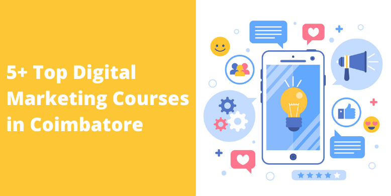 Digital marketing courses in Coimbatore - Banner