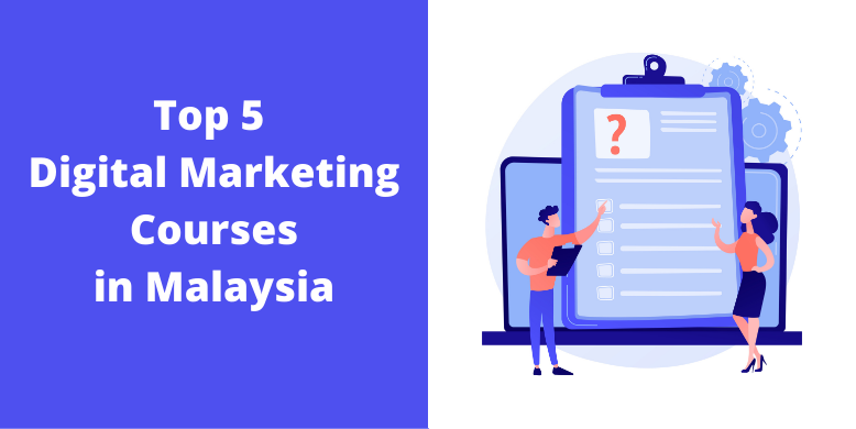 Digital marketing courses in Malaysia - Banner