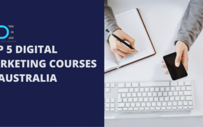 5 Best Digital Marketing Courses in Australia With Course Details