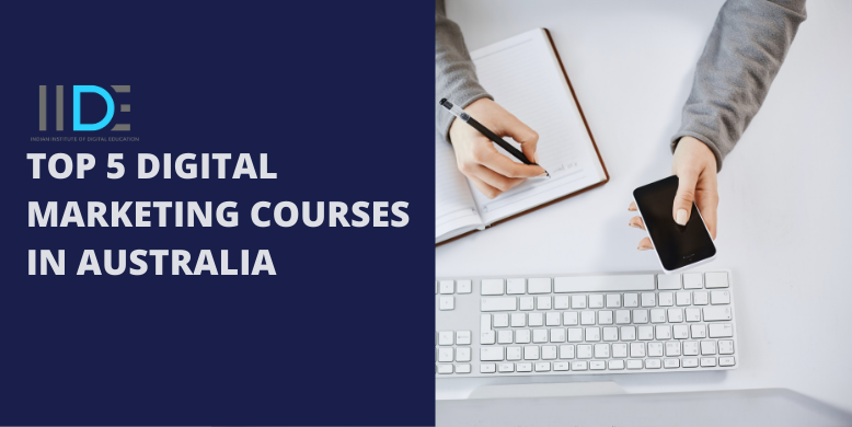 Digital Marketing Courses in Australia - Banner