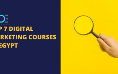 7 Best Digital Marketing Courses in Egypt With Course Details