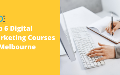 6 Best Digital Marketing Courses in Melbourne with Course Details