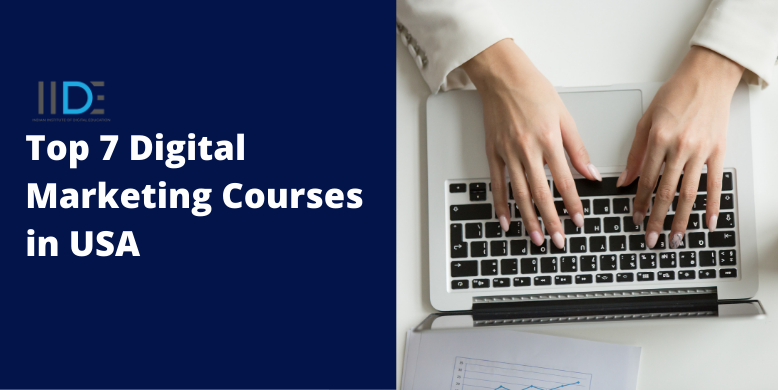 Digital Marketing Courses in USA - Banner