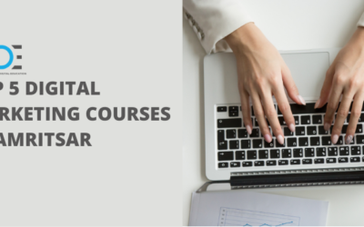 5 Best Digital Marketing Courses in Amritsar with Course Details