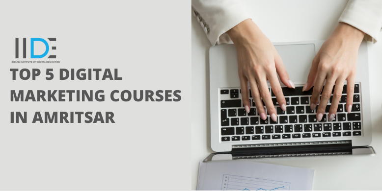 Digital Marketing Courses in Amritsar - Banner